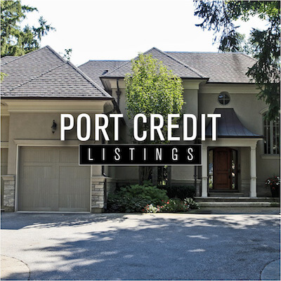 Port Credit Mississauga Listings
