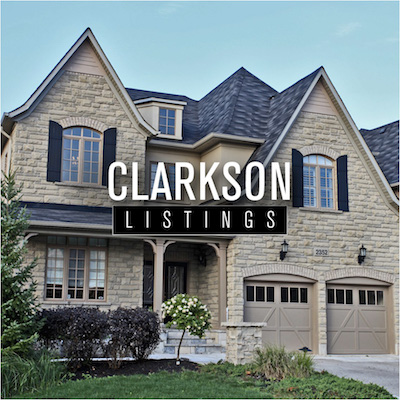 Clarkson Mississauga Listings